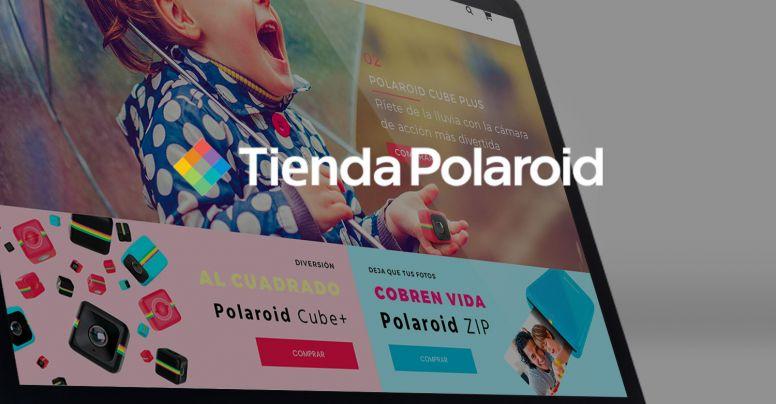 Tienda Polaroid